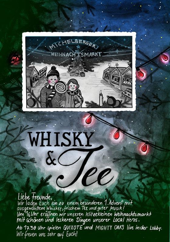 1 Advent Weihnachtsmarkt.Whisky Tee Weihnachtsmarkt 1 Advent Michelberger Blog