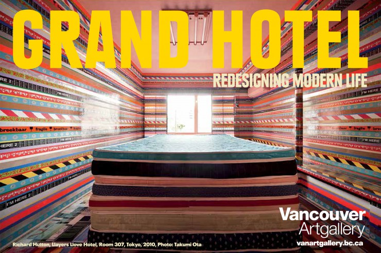 Grand Hotel Exhibition In Vancouver