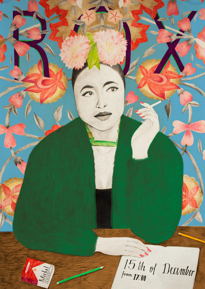 Rox in the Lobby